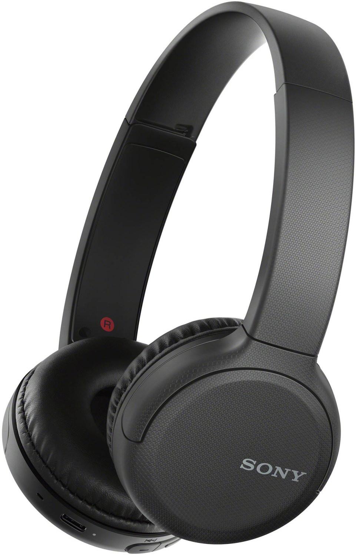 SONY WH-CH510 černá bezdrátová sluchátka