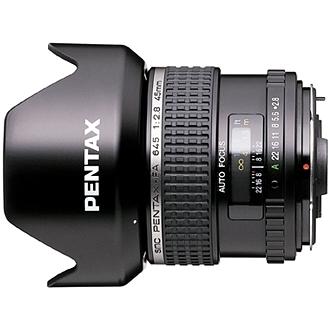 PENTAX 645 45 mm f/2,8 FA