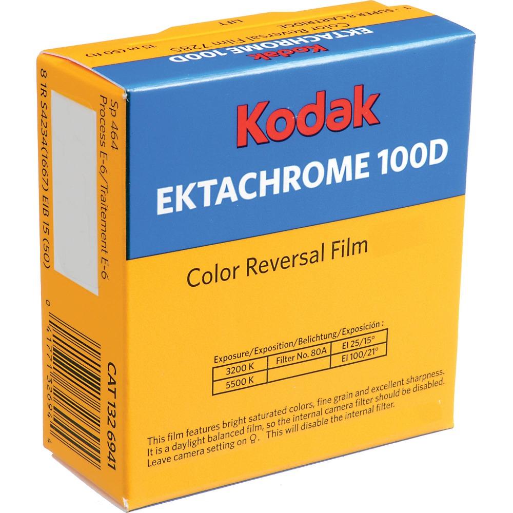 KODAK Ektachrome 100D/7294 16 mm/30,5 m
