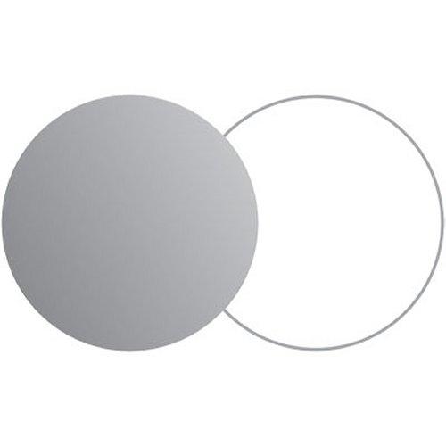 LASTOLITE 3831 odrazná deska 95 cm stříbrná/bílá