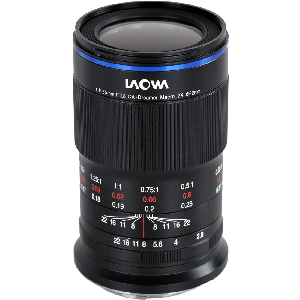 LAOWA 65 mm f/2,8 2x Ultra Macro APO pro Canon EF-M