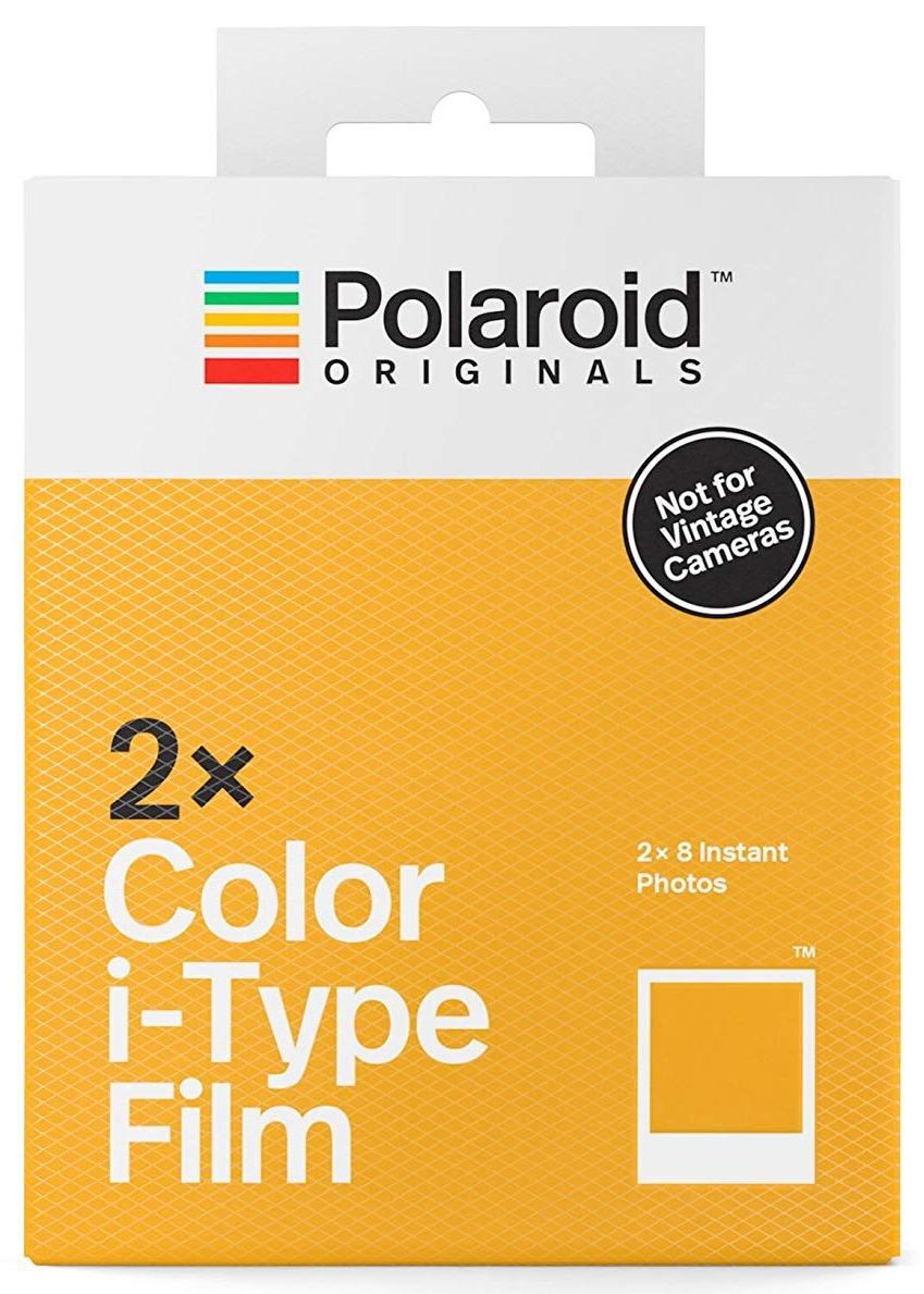 Polaroid original barevný film I-Type 2-Pack