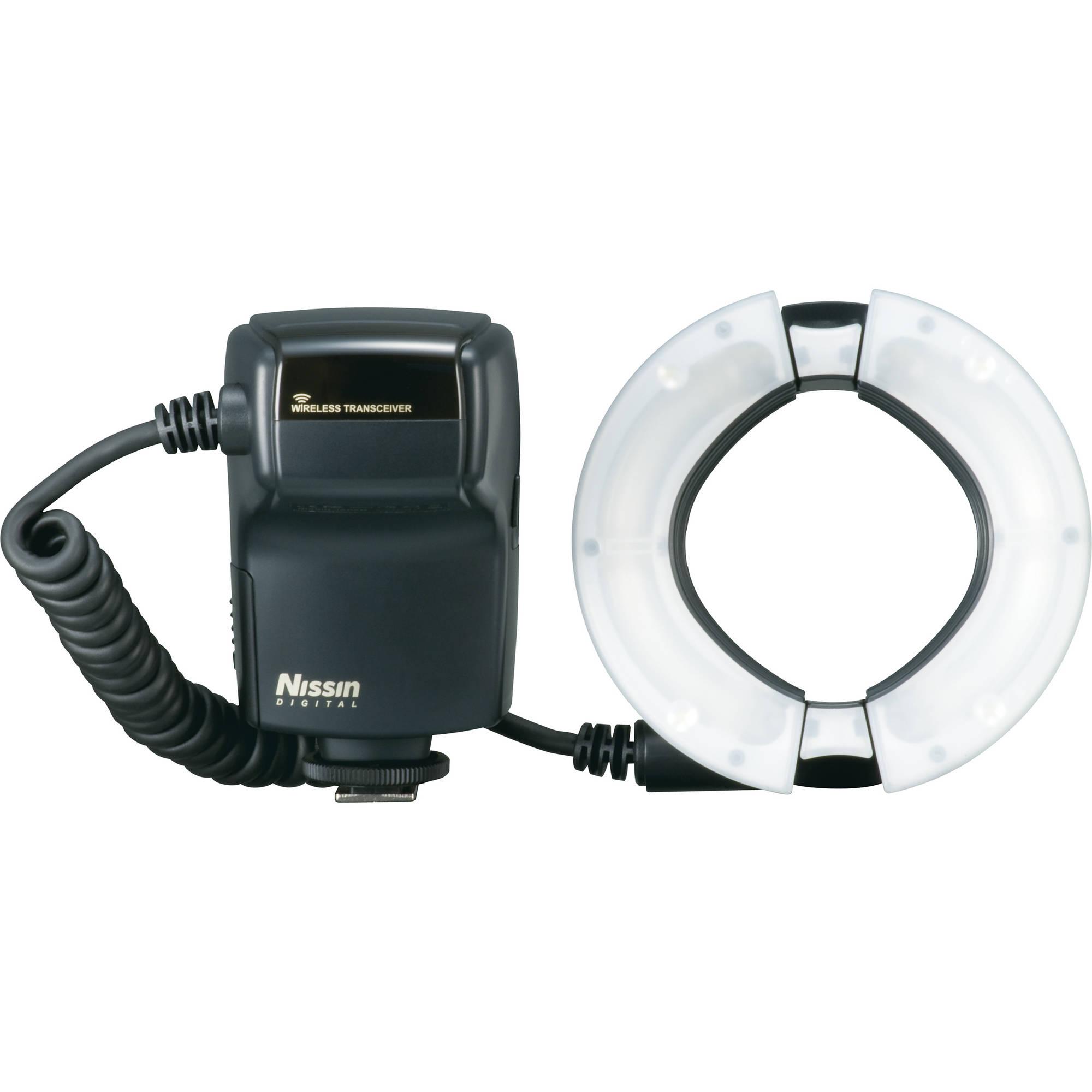 NISSIN makroblesk MF18 pro Sony