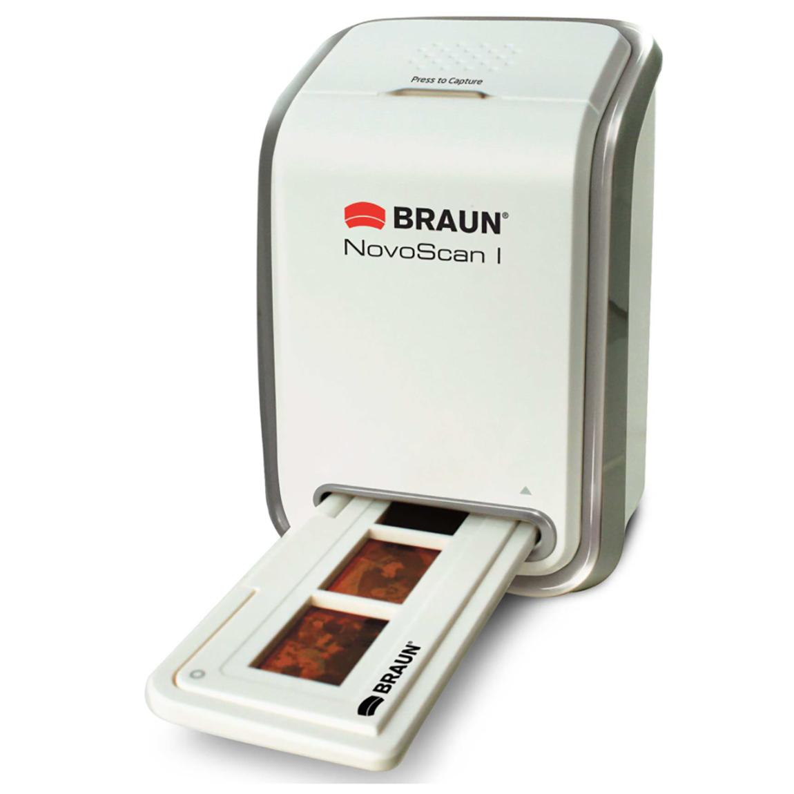 BRAUN Novoscan I - filmový skener