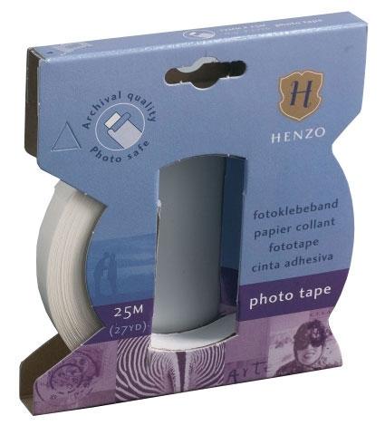 HENZO lepící páska 25m PH neutrální