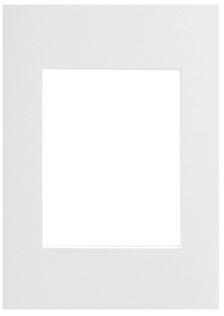 WALTHER - pasparta 24x30/18X24  bílá