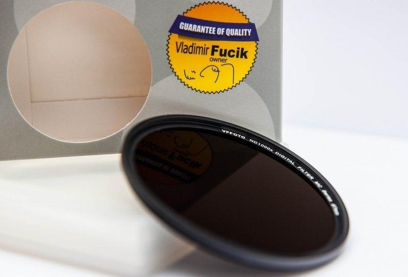 VFFOTO filtr ND 1000x 55 mm