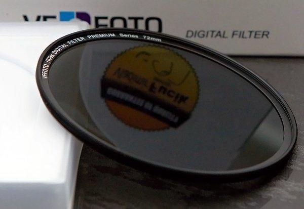 VFFOTO filtr ND 8x 72 mm