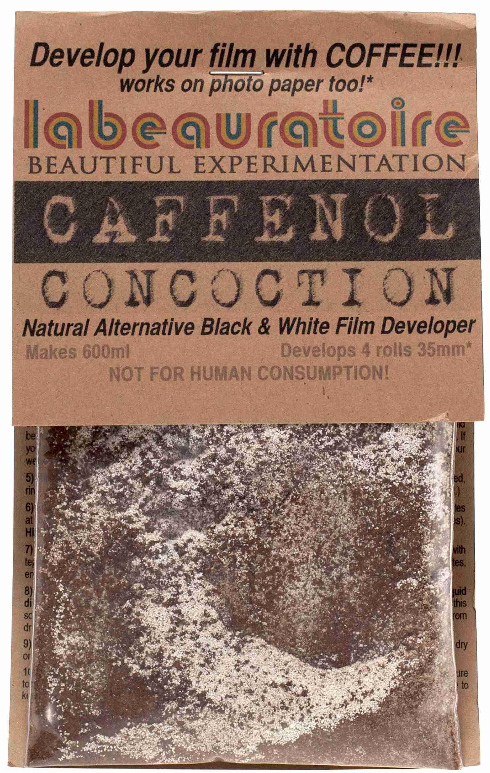 E-shop LABEAURATOIRE Caffenol 600 ml