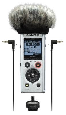 OLYMPUS diktafon LS-P1 Videogapher Kit
