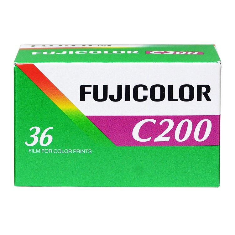 FUJIFILM FUJICOLOR 200/135-36