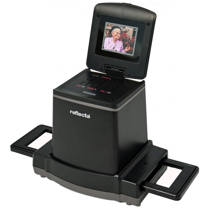 REFLECTA X120 filmový skener