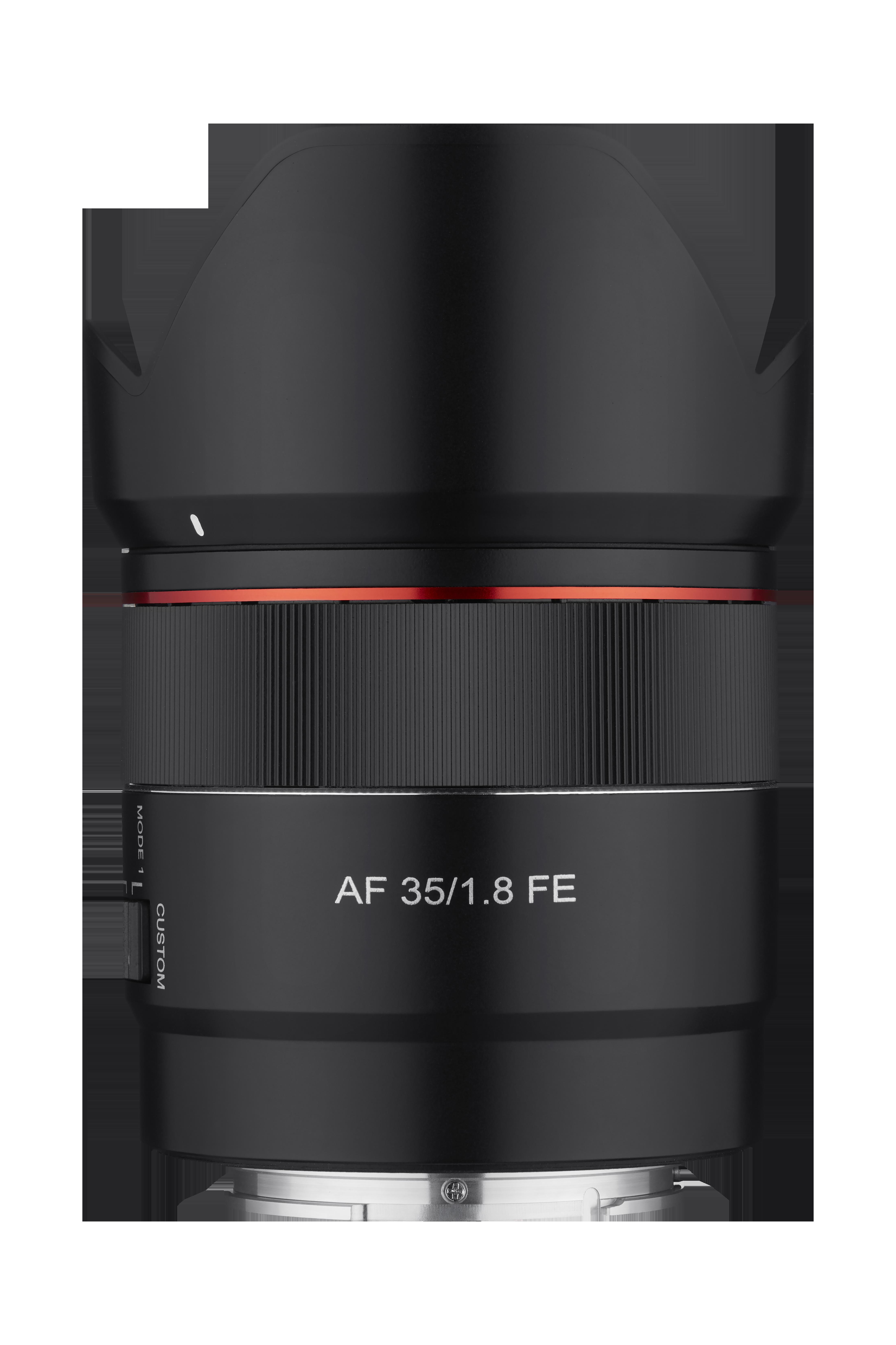 SAMYANG 35 mm f/1,8 AF pro Sony E