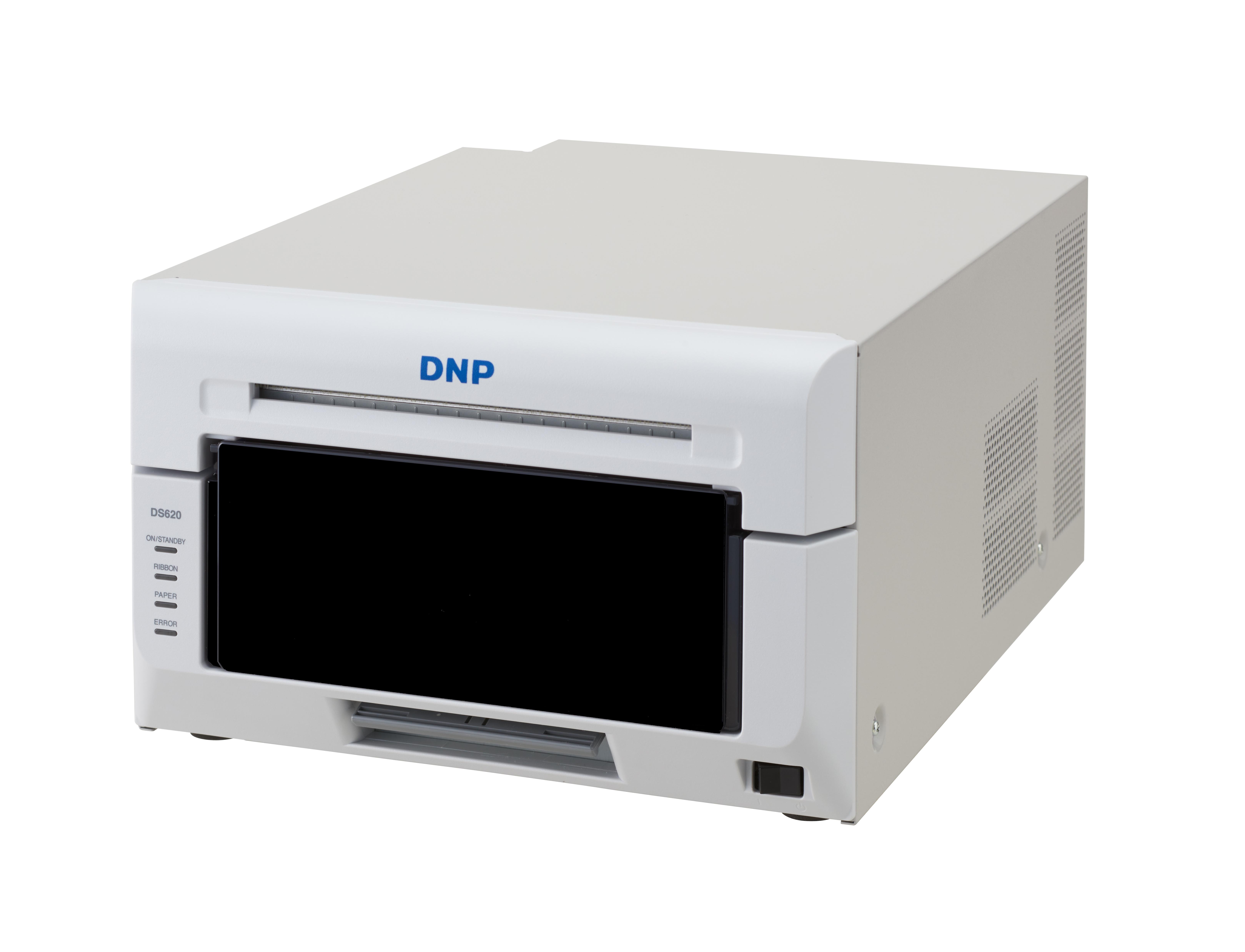 DNP DS620, profesionální fototiskárna + 1x média 10x15/800