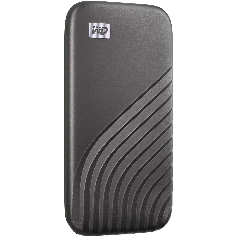 WD My Passport SSD 500GB Space Gray