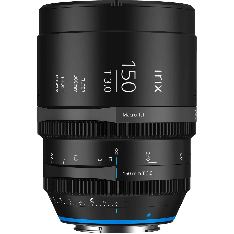 IRIX 150 mm T3 Macro Cine pro Canon RF