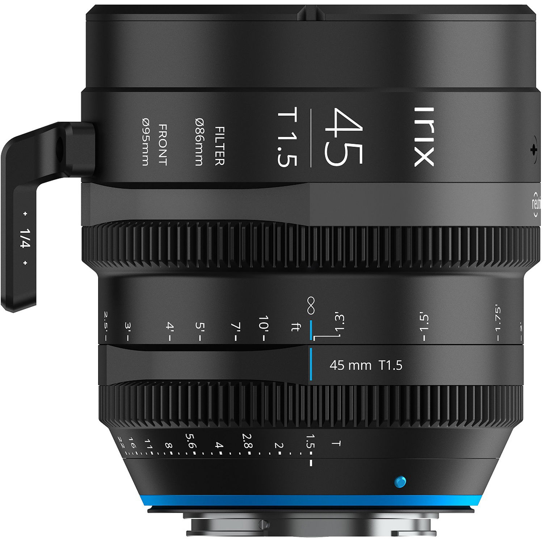 IRIX 45 mm T1,5 Cine pro Canon RF