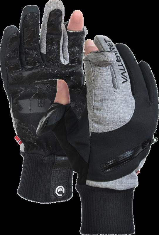 VALLERRET W´s Nordic L fotografické rukavice