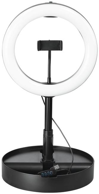 HAMA SpotLight FoldUp 102 - kruhové LED světlo