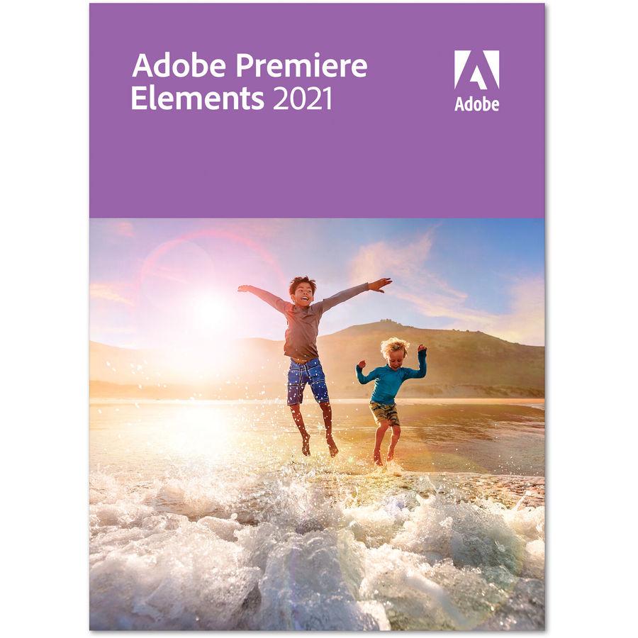 Adobe Premiere Elements 2021 WIN CZ Full