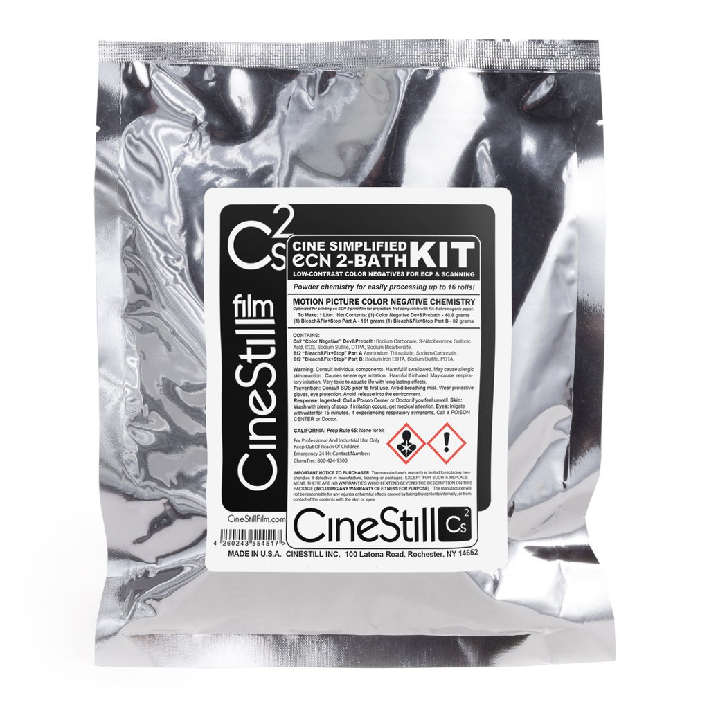 "E-shop CINESTILL Cs2 (ECN-2) ""Cine Simplified"" Powder Kit"
