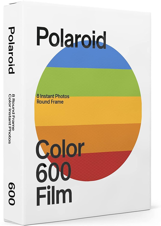 POLAROID ORIGINALS barevný film pro Polaroid 600/8 snímků - kruhový rámeček