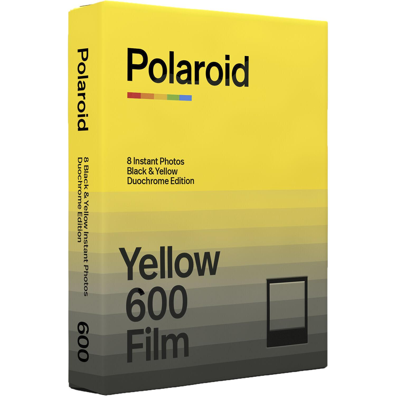 POLAROID ORIGINALS barevný film pro Polaroid 600/8 snímků - Duochrome Edition - Yellow