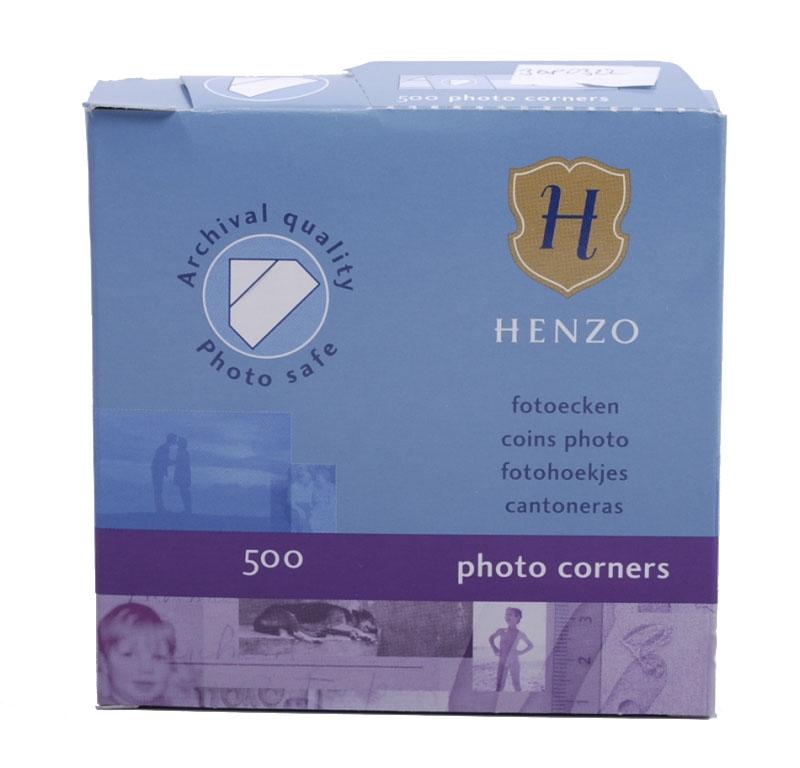 HENZO fotorůžky 500 ks, bílý podklad