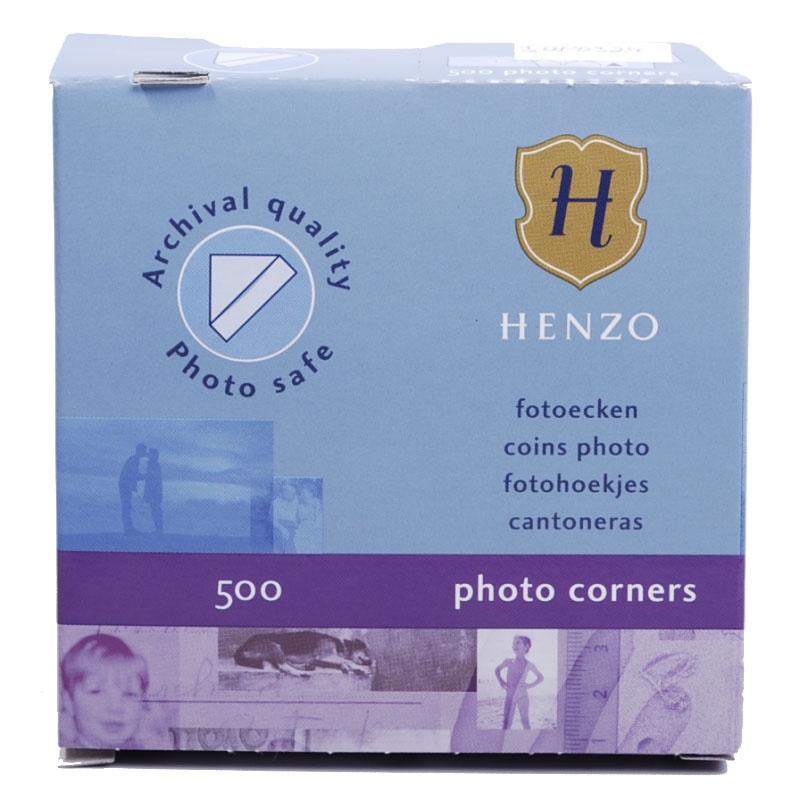 HENZO fotorůžky 500 ks, průhledné