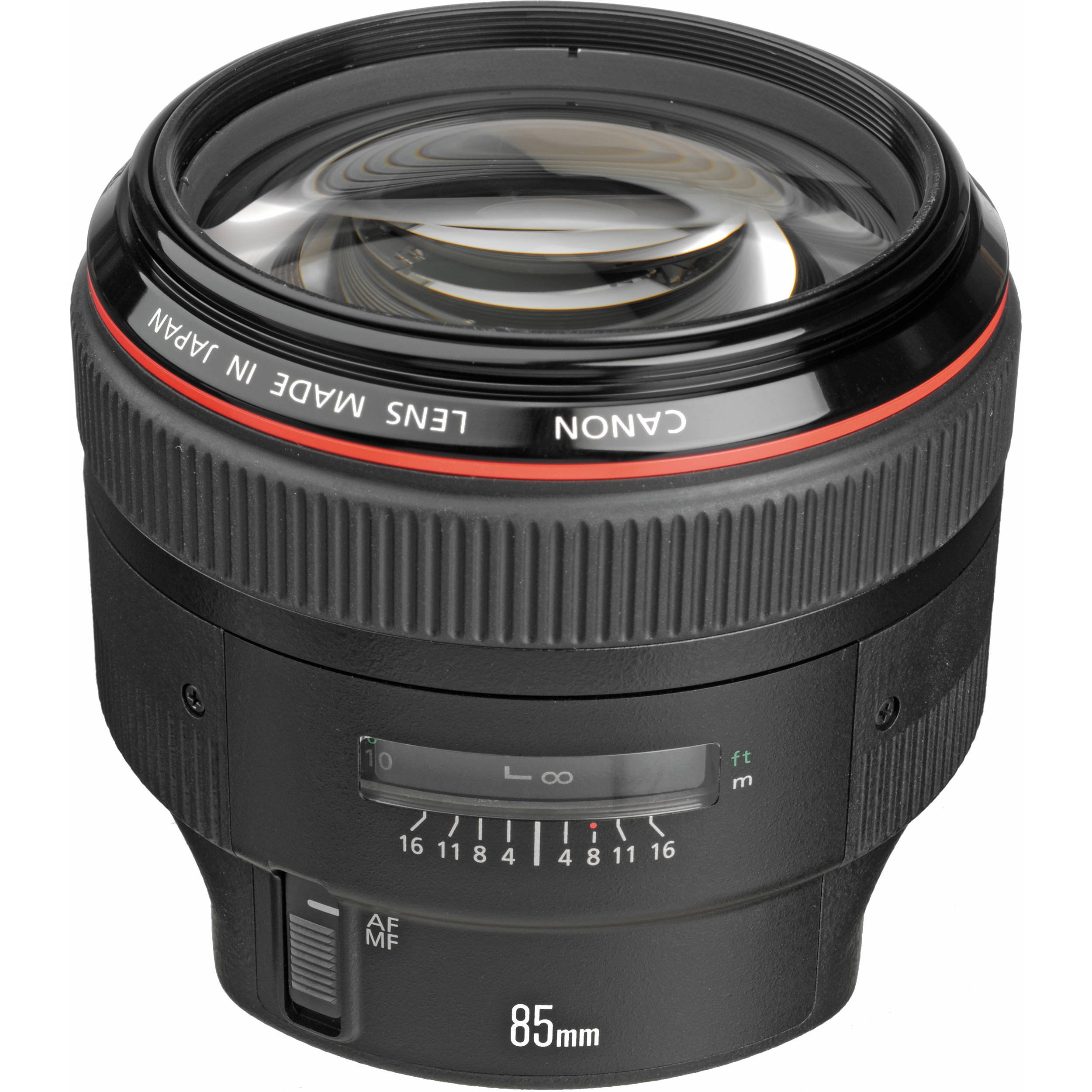 CANON EF 85 mm f/1,2 II L USM