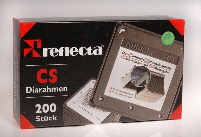 REFLECTA CS diarámečky / 200ks