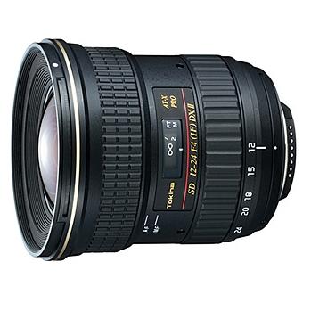 TOKINA 12-24 mm f/4 AT-X Pro DX II pro Canon