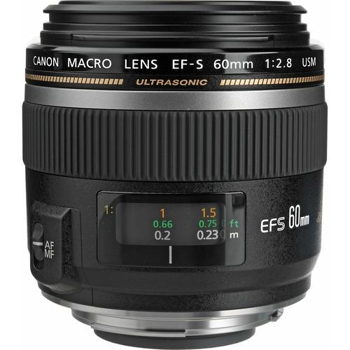 CANON EF-S 60 mm f/2,8 USM Macro