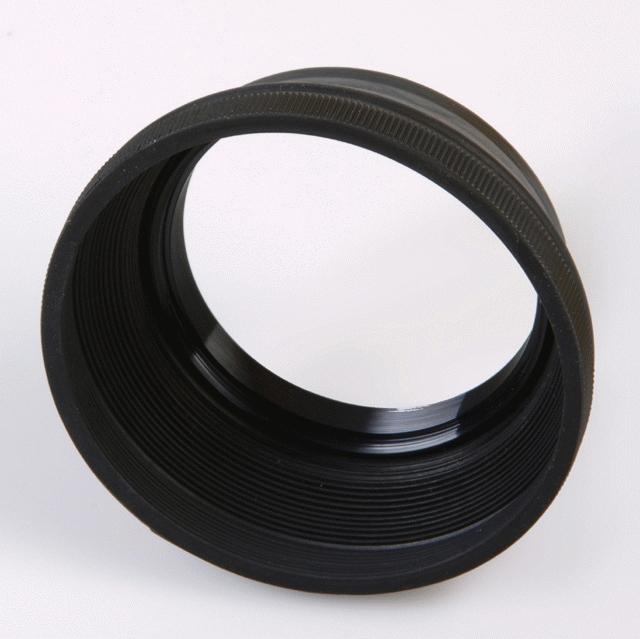HAMA sluneční clona gumová základní 58 mm