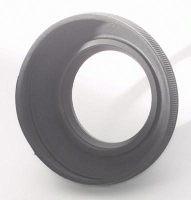 HAMA sluneční clona gumová širokoúhlá 77 mm