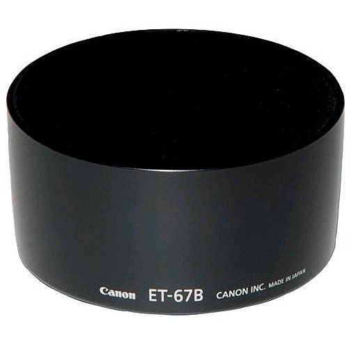 CANON ET-67B Sluneční clona pro EF-S 60/2.8 MACRO USM