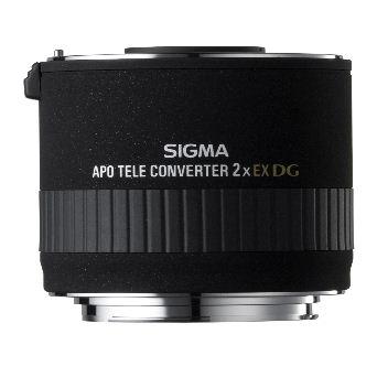SIGMA Telekonvertor 2x APO EX DG pro Canon