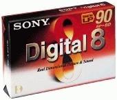 SONY N8-60P Digital 8