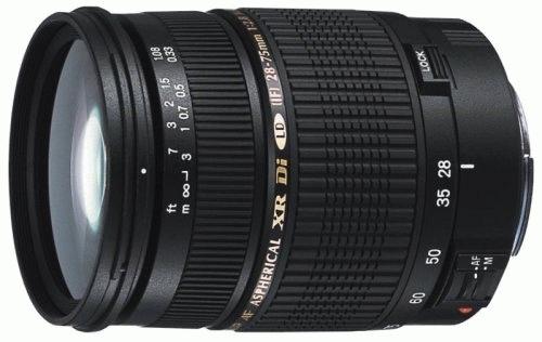TAMRON 28-75 mm f/2,8 SP XR Di Asph. pro Canon