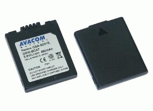 AVACOM Panasonic CGA-S001