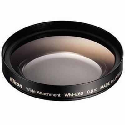 NIKON WM-E80 pro 8400