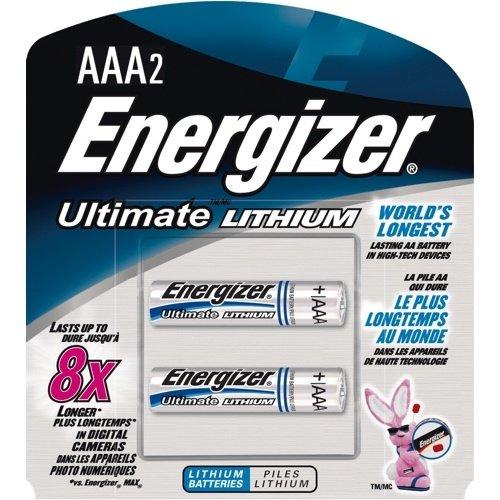 ENERGIZER AAA e2 LITHIUM / 2ks