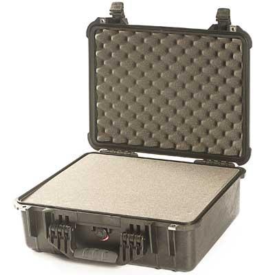 PELI CASE 1520 - vodotěsný kufr s pěnou