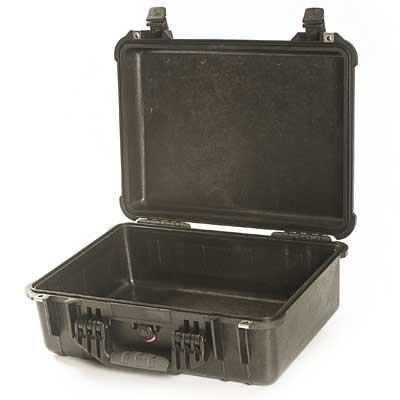 PELI CASE 1520 - vodotěsný kufr bez pěny