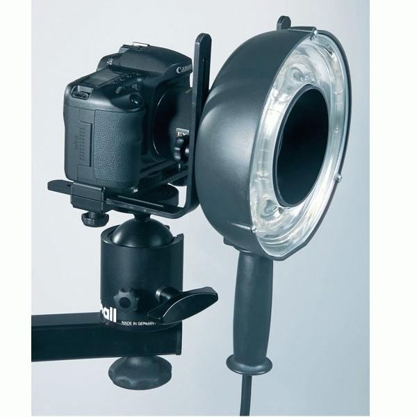 HENSEL 3410 Ring Flash RF 1200P-XS