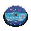 VERBATIM CD-R 700MB spindle 10pack