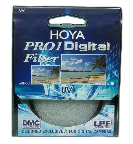 HOYA filtr UV PRO 62 mm