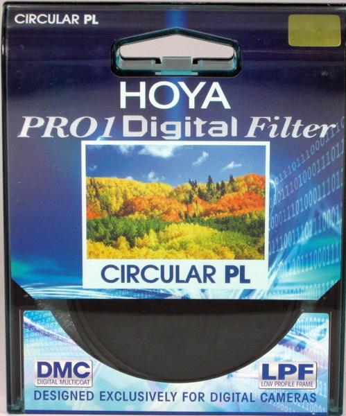 HOYA filtr polarizační cirkulární PRO 58 mm
