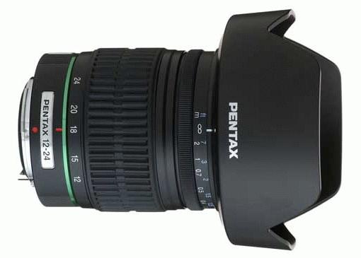 PENTAX 12-24 mm f/4 DA ED AL