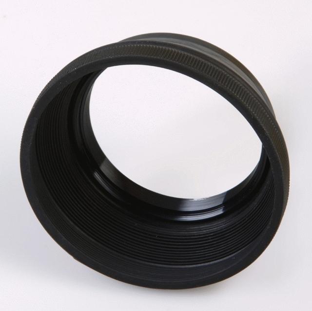 HAMA sluneční clona gumová základní 62 mm